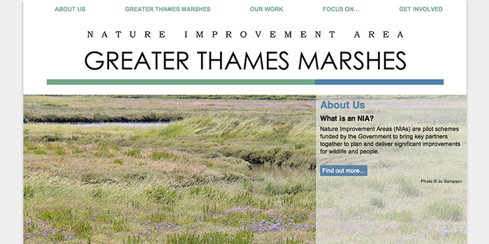 Greater Thames Marshes NIA